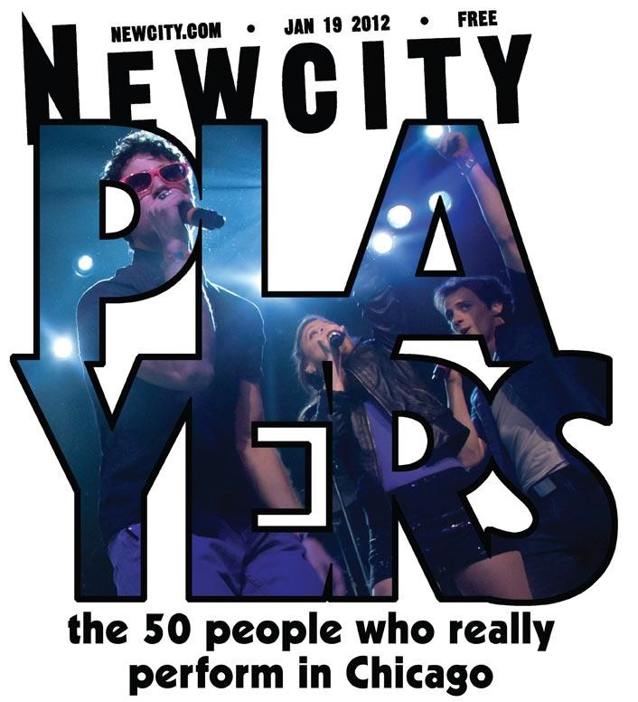 The Players: 50 People Who Really Perform in Chicago