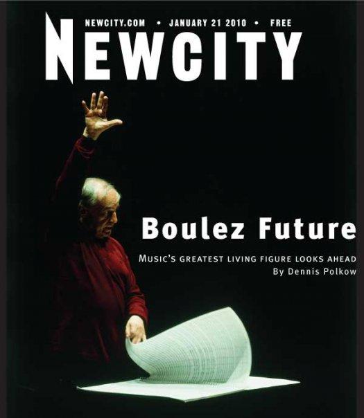 Boulez Future