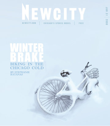 Winter Brake: Winter Biking