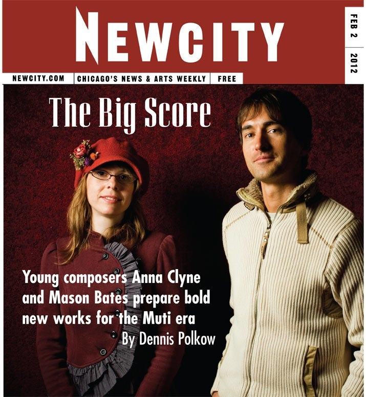 The Big Score: The CSO\'s Young Composers