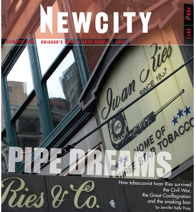 Pipe Dreams: The Iwan Ries Tobacco story
