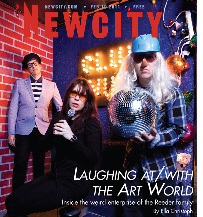 Laughing at/with the Art World: The Reeders and Club Nutz
