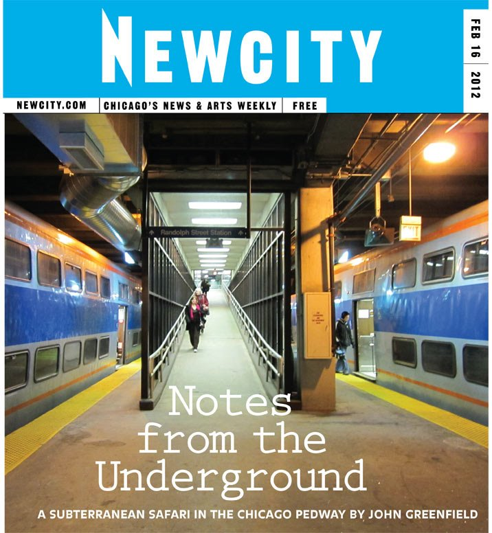 Notes from the Underground: Exploring Chicago\'s Pedway system