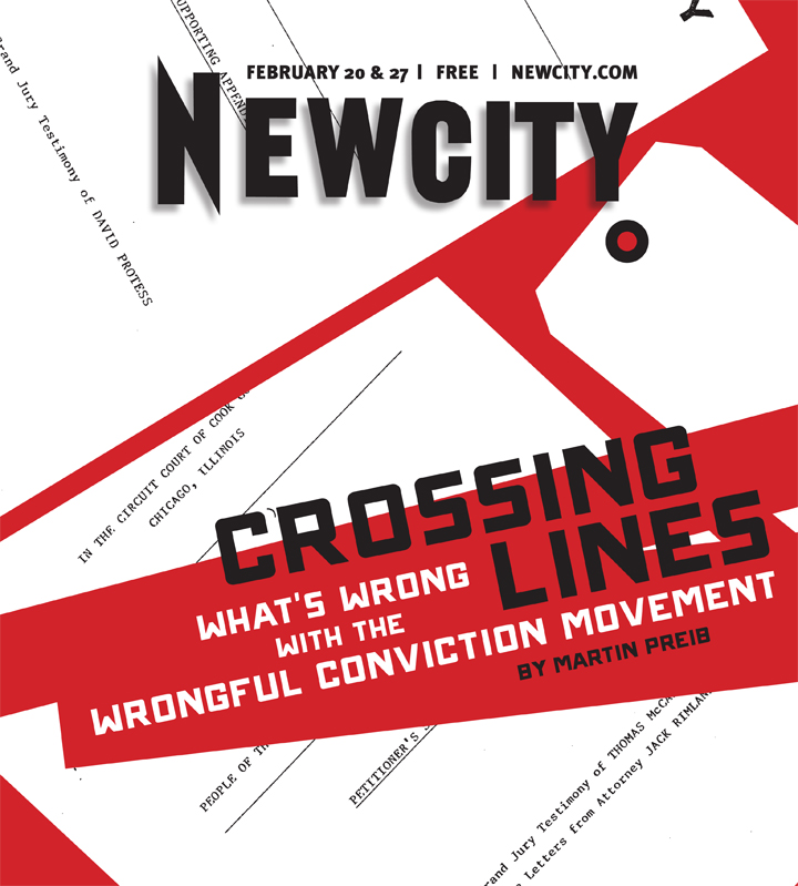 Crossing Lines: What's Wrong with the Wrongful Conviction Movement