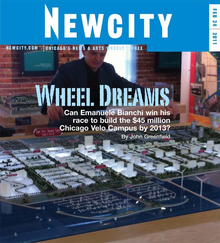 Wheel Dreams: Can the Chicago Velo Campus happen?
