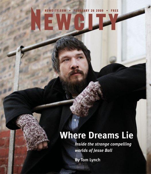 Where Dreams Lie: Author Jesse Ball