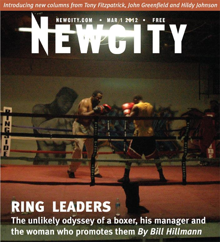 Ring Leaders: The unlikely odyssey of a boxer, his manager and the woman who promotes them
