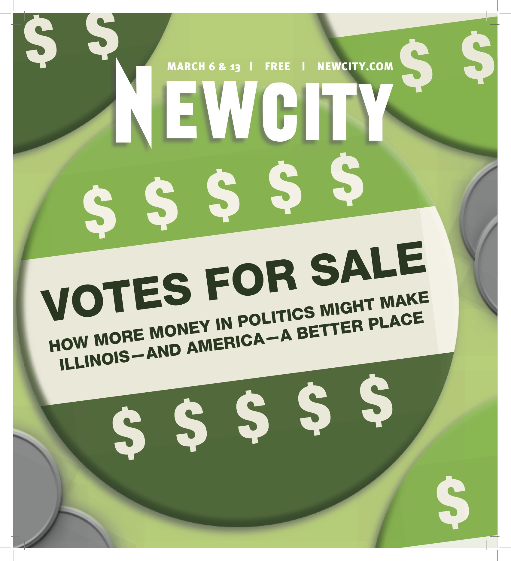 Votes for Sale: How More Money in Politics Might Make Illinois—and America—A Better Place