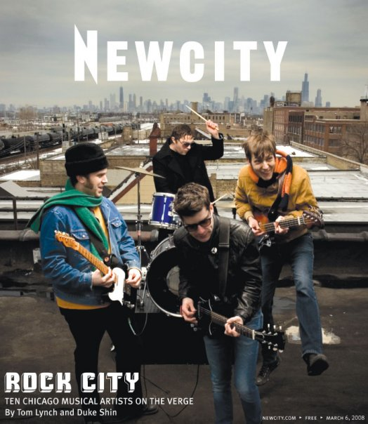 Rock City: Musical artists on the verge