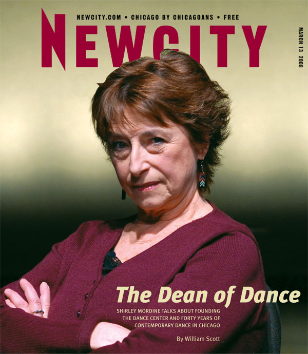 The Dean of Dance: Shirley Mordine