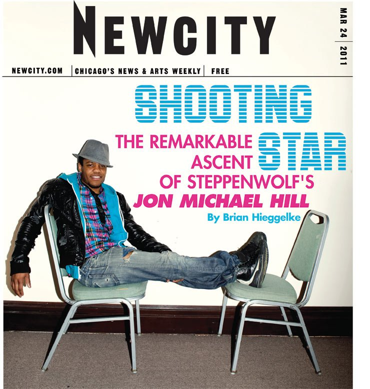 Shooting Star: The ascent of Steppenwolf\'s Jon Michael Hill