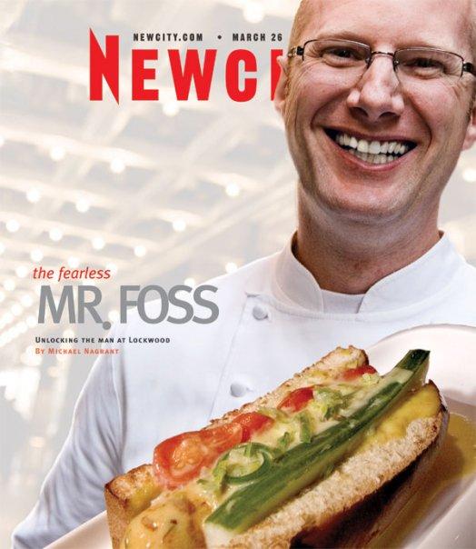 The Fearless Mr. Foss