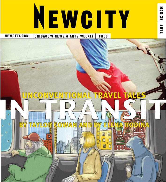 In Transit: Unconventional Travel Tales