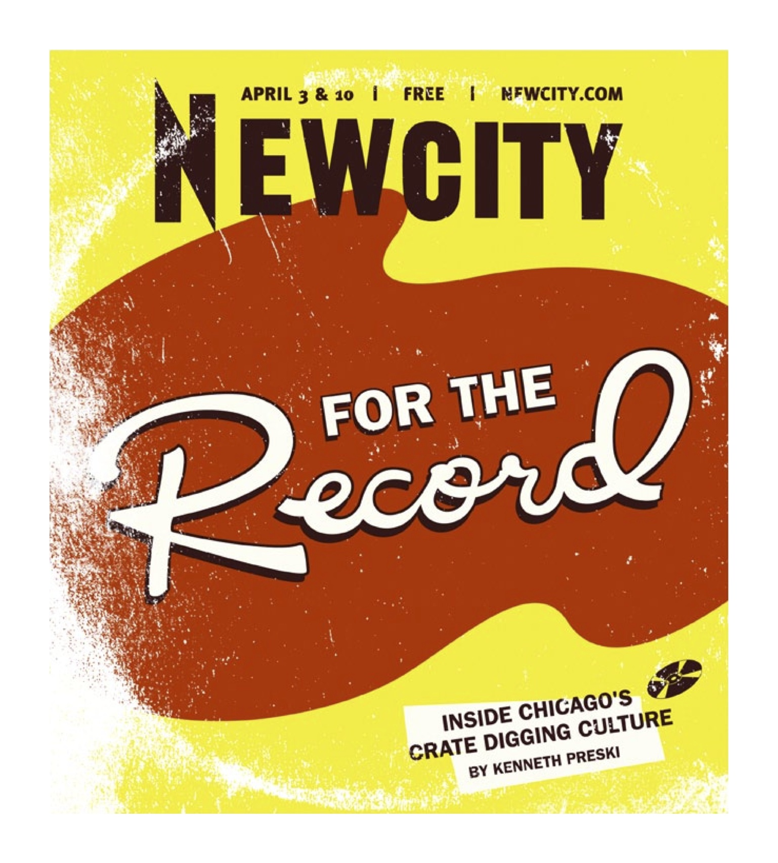 For the Record: Chicago's Crate Digging Culture