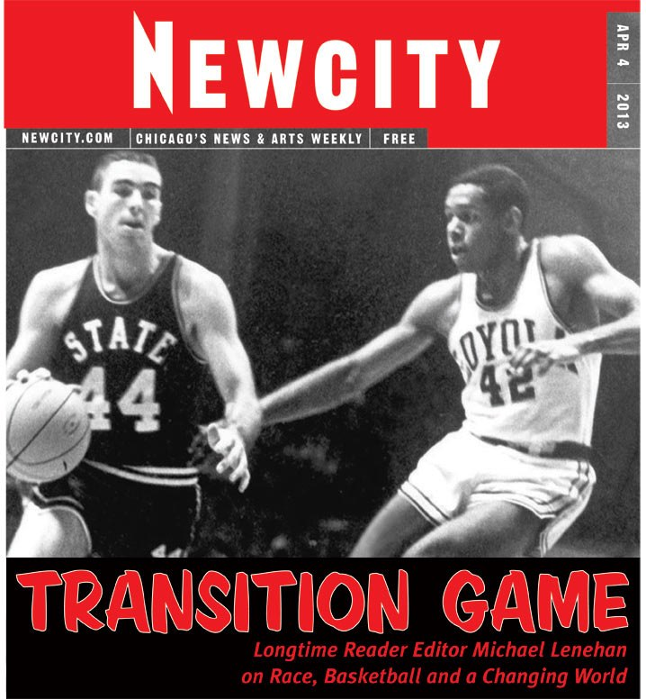 Transition Game: Mike Lenehan on Race, Basketball and a Changing World