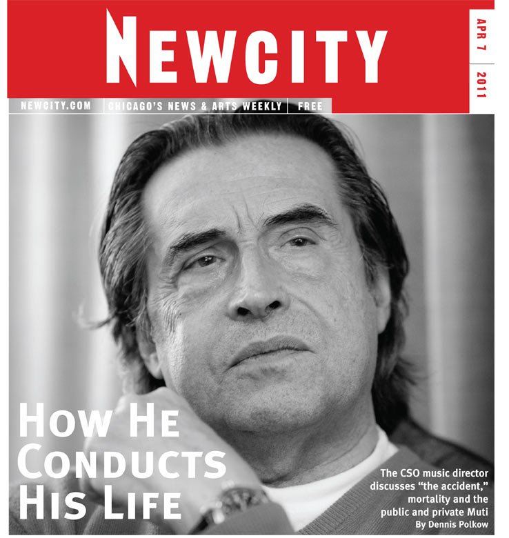 How He Conducts His Life: Riccardo Muti interview