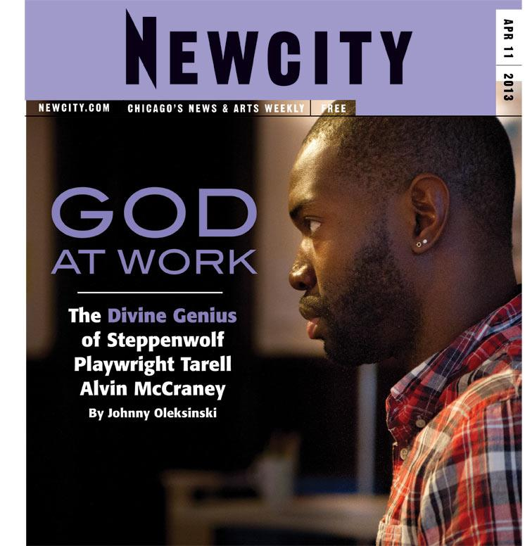God At Work: The Divine Genius of Playwright Tarell Alvin McCraney