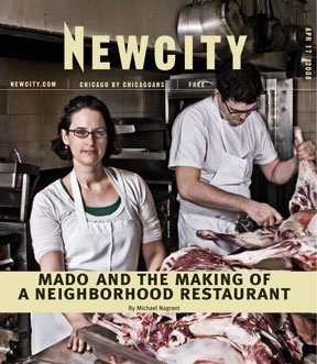 Mado and the Making of a Restaurant