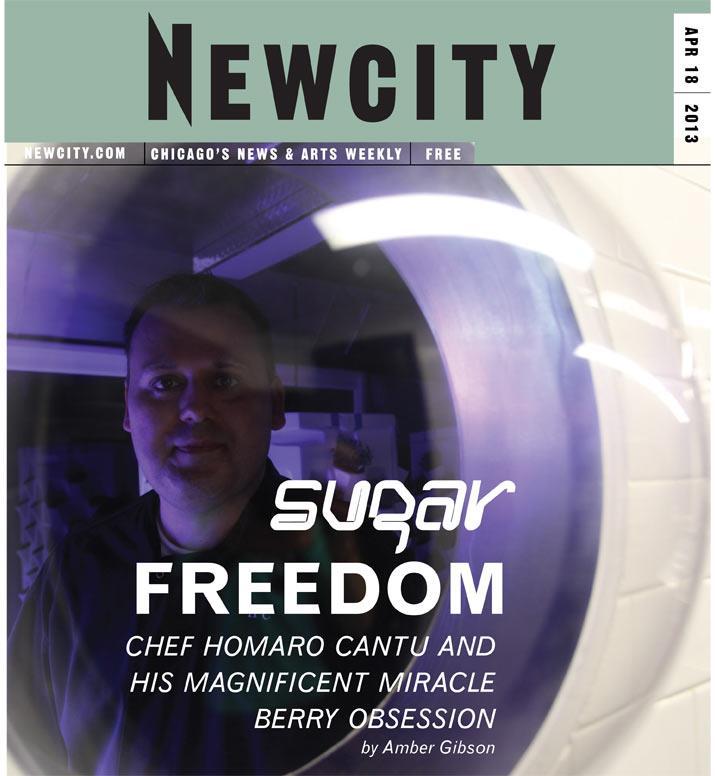 Sugar Freedom: Homaro Cantu and his Miracle Berries