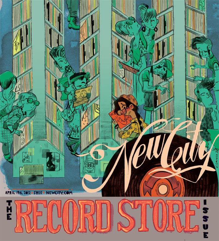 The Record Store Issue