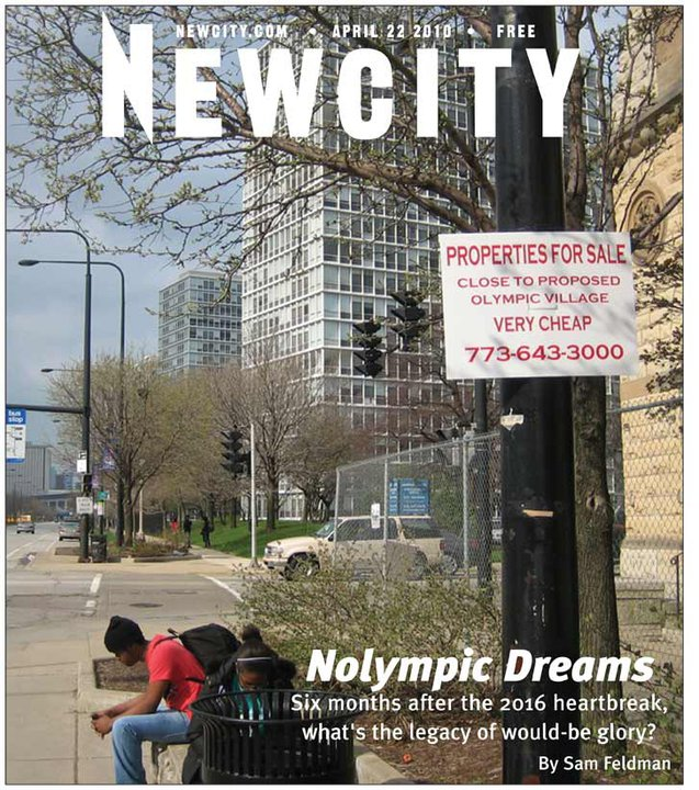 Nolympic Dreams: The legacy of would-be glory