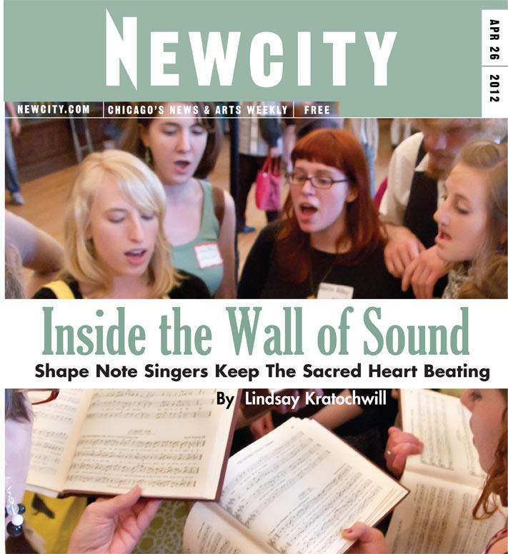 Inside the Wall of Sound: Shape Note singing in Chicago