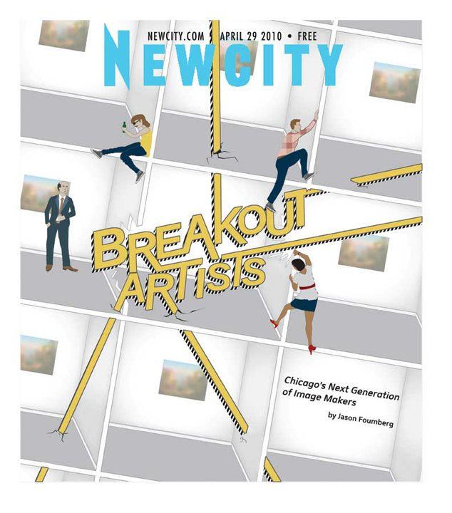Breakout Artists: The next generation of image makers