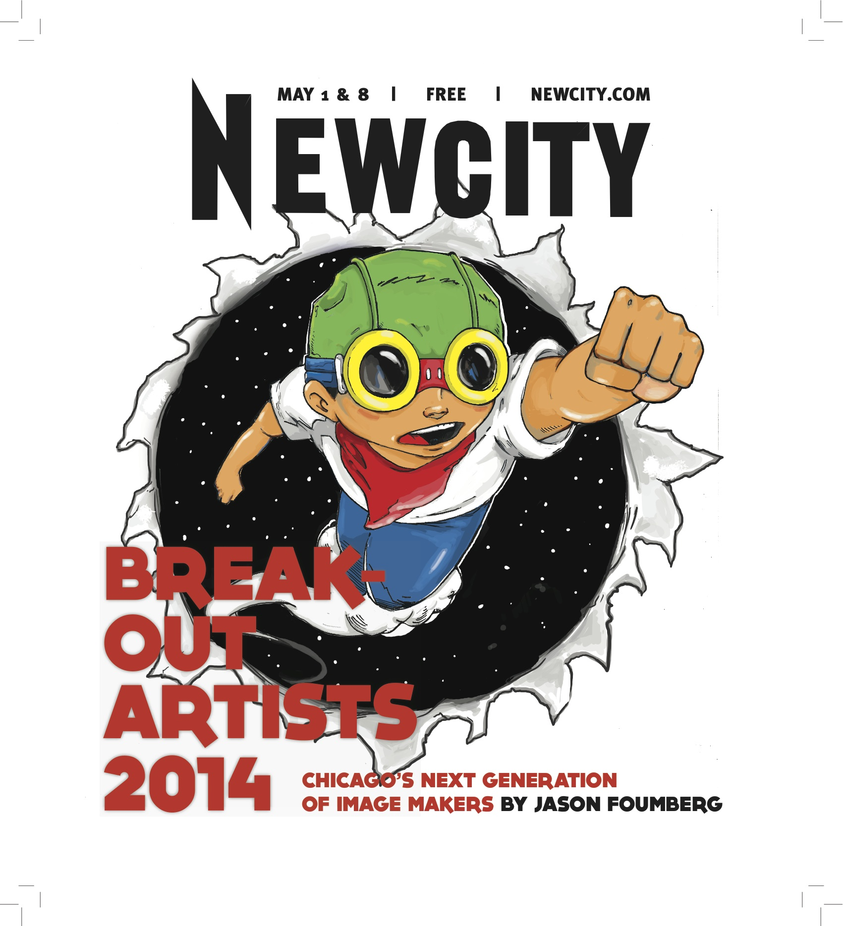 Breakout Artists: Chicago's Next Generation of Image Makers