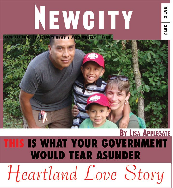 Heartland Love Story: This is what your government would tear asunder