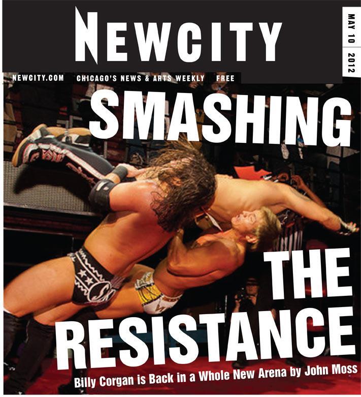 Smashing the Resistance: Billy Corgan's new arena