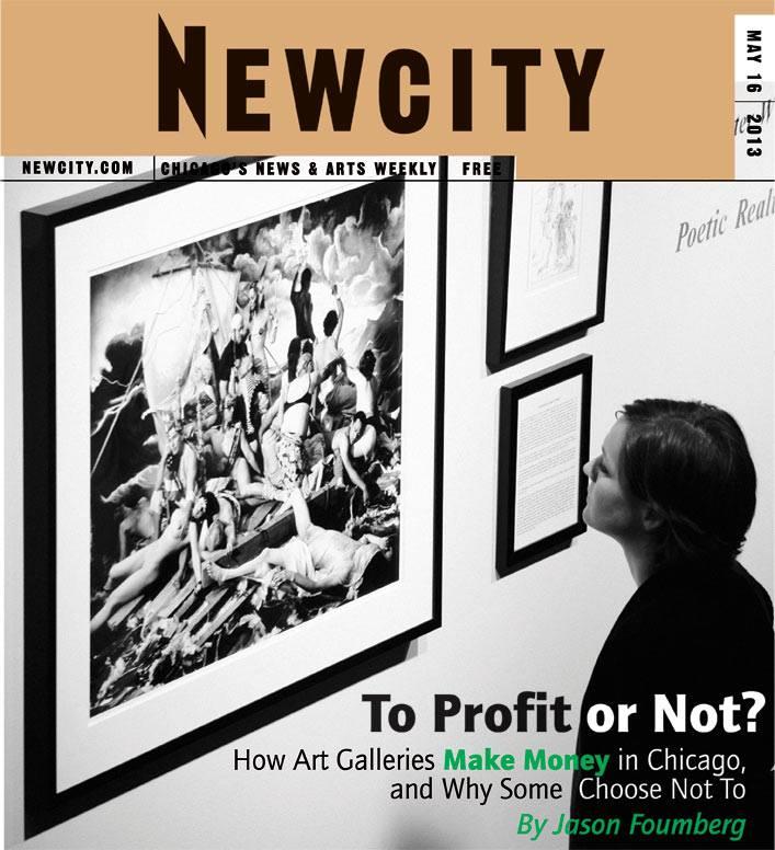 To Profit or Not: Art Galleries Economics