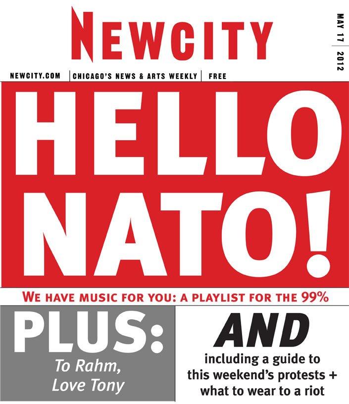 Hello NATO!