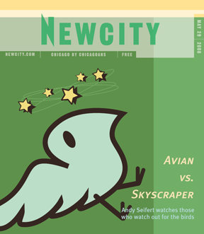 Avian vs. Skyscraper