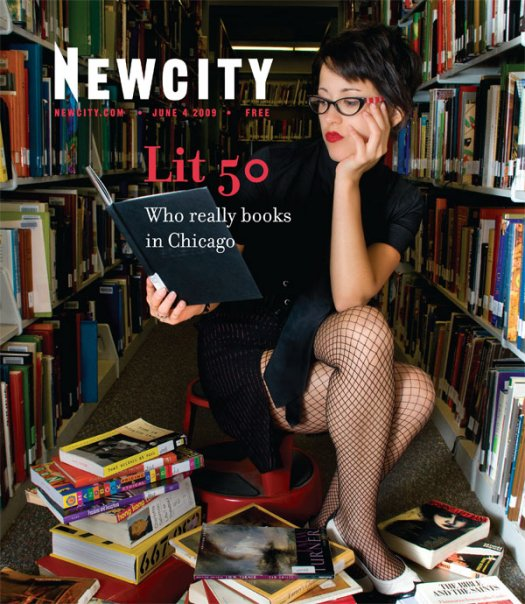 Lit 50: Who really books in Chicago