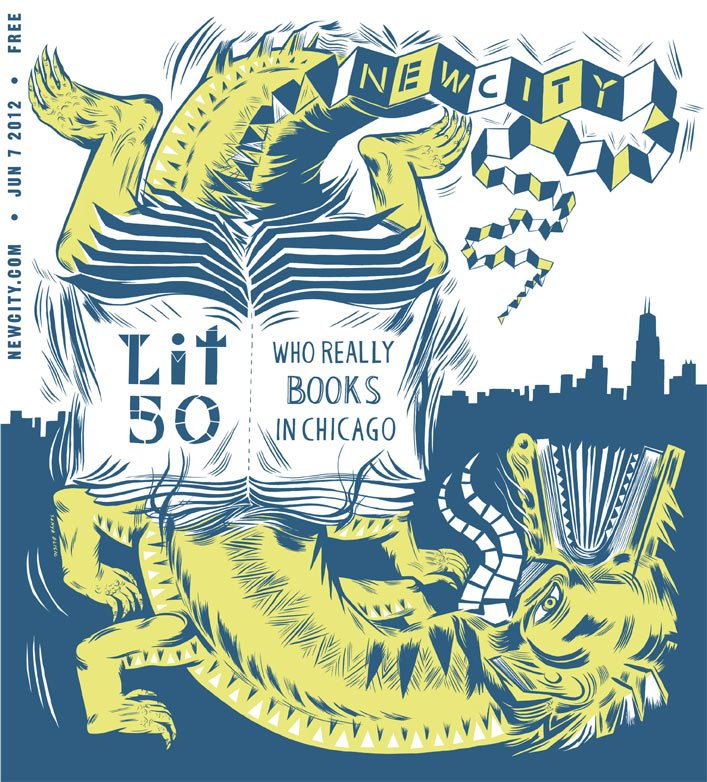 Lit 50: Who really books in Chicago 2012