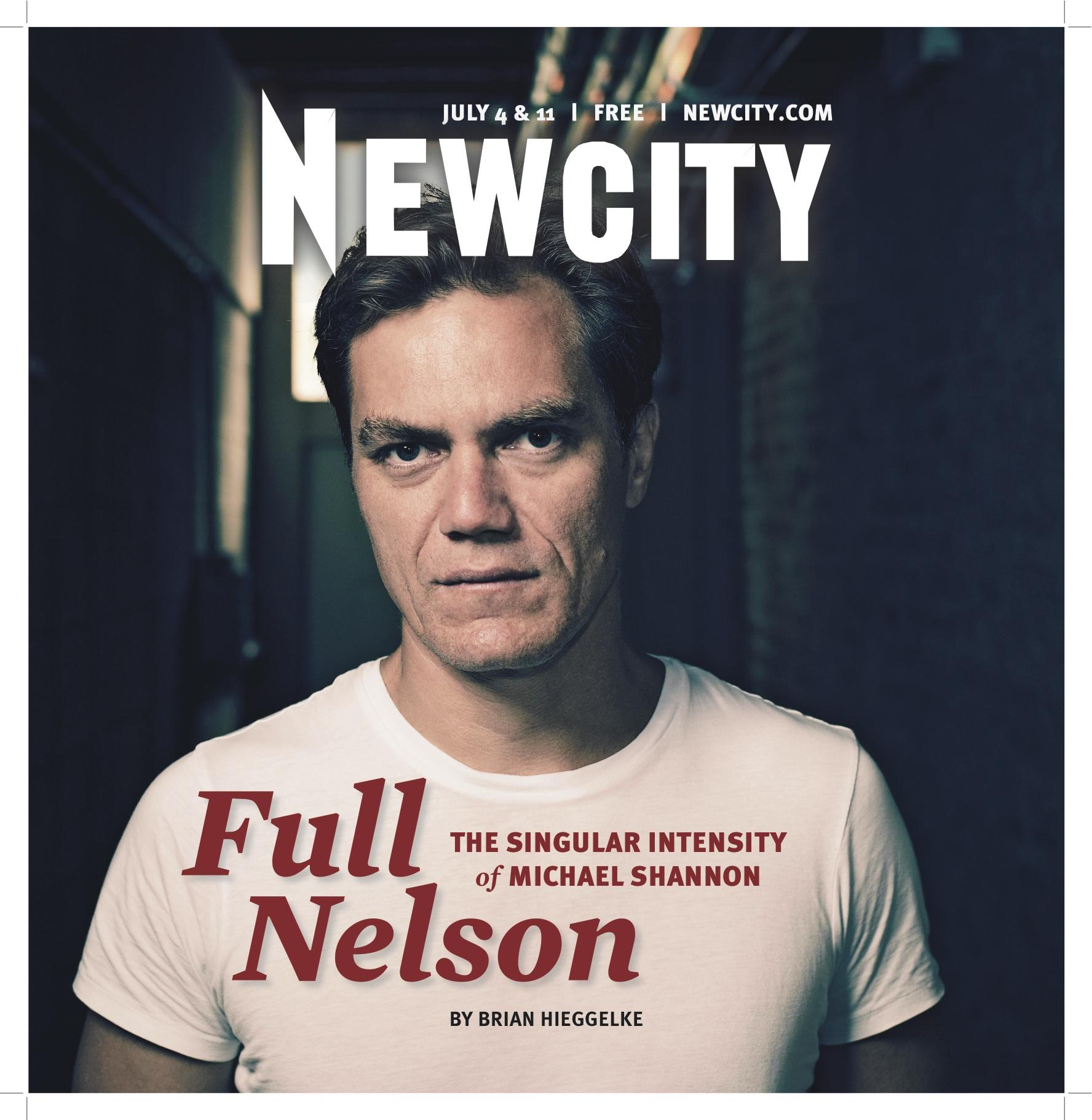 Full Nelson: The Singular Intensity of Michael Shannon