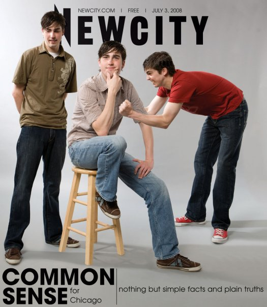 Common Sense for Chicago