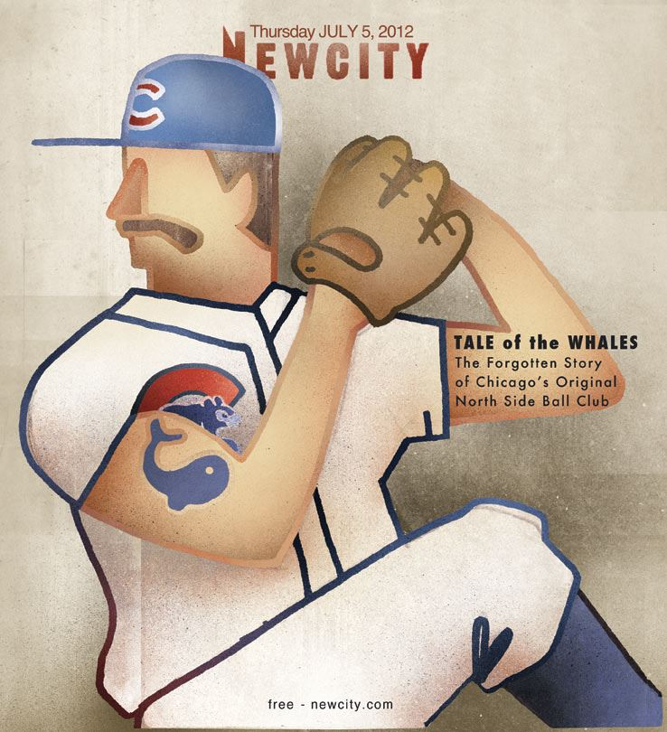 Tale of the Whales: Chicago's forgotten North Side ballclub
