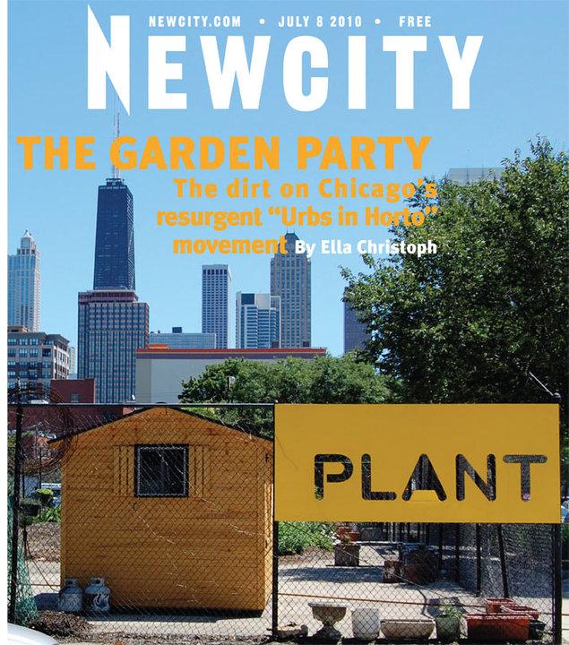 The Garden Party: Chicago\'s resurgent Urbs in Horto movement