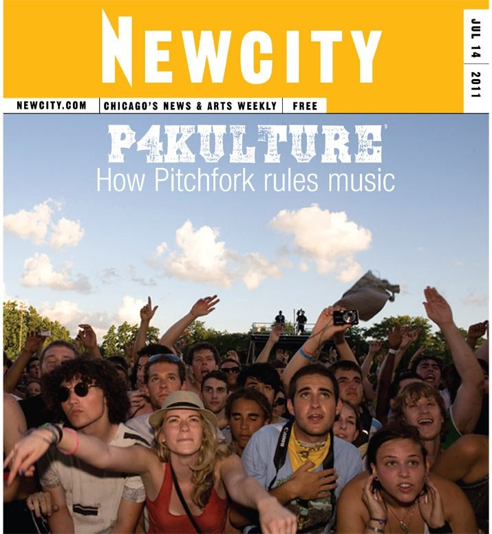 P4Kulture: How Pitchfork rules music