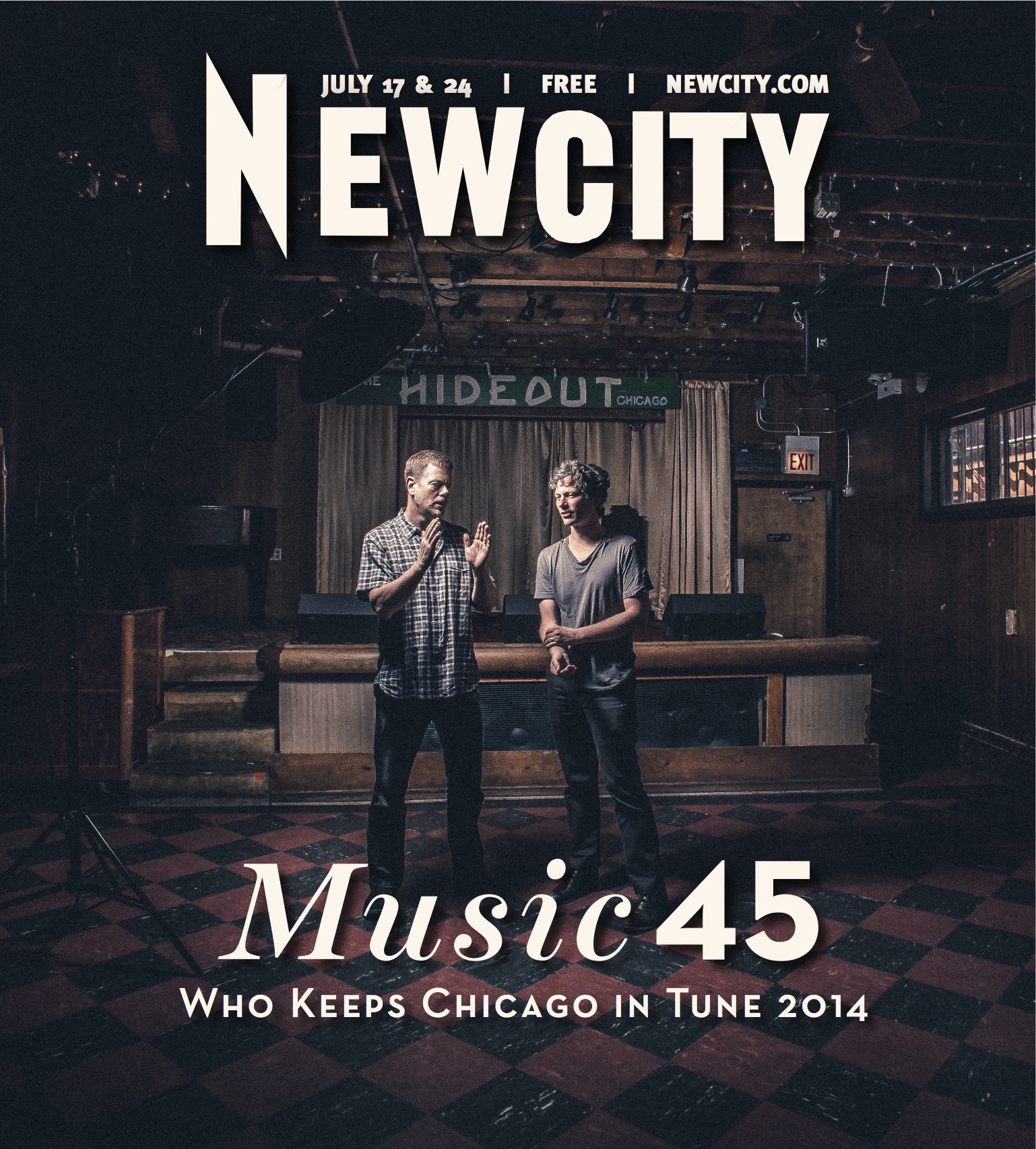 Music 45: Who Keeps Chicago in Tune