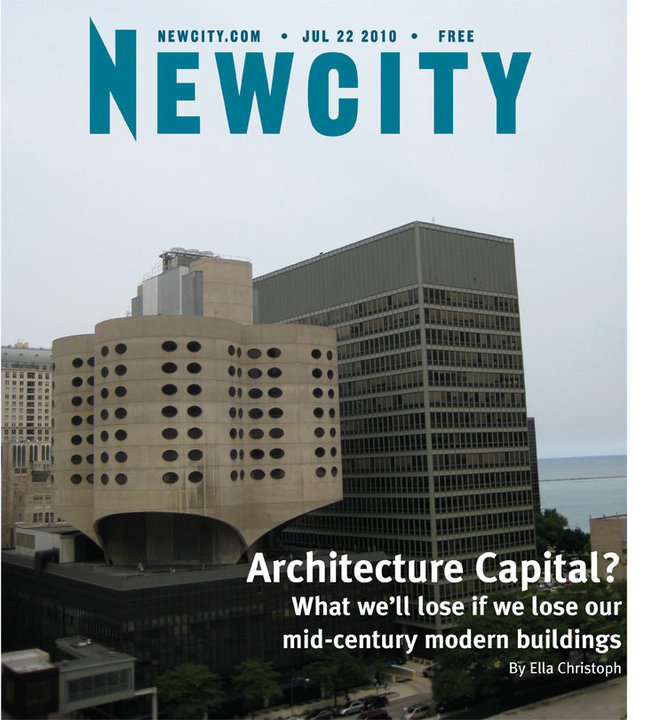 Architectural Capital? Preserving mid-century modern buildings