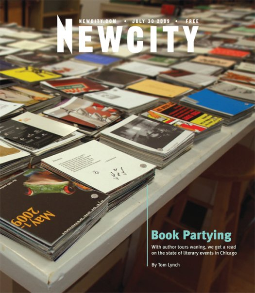 Book Partying: The state of literary events