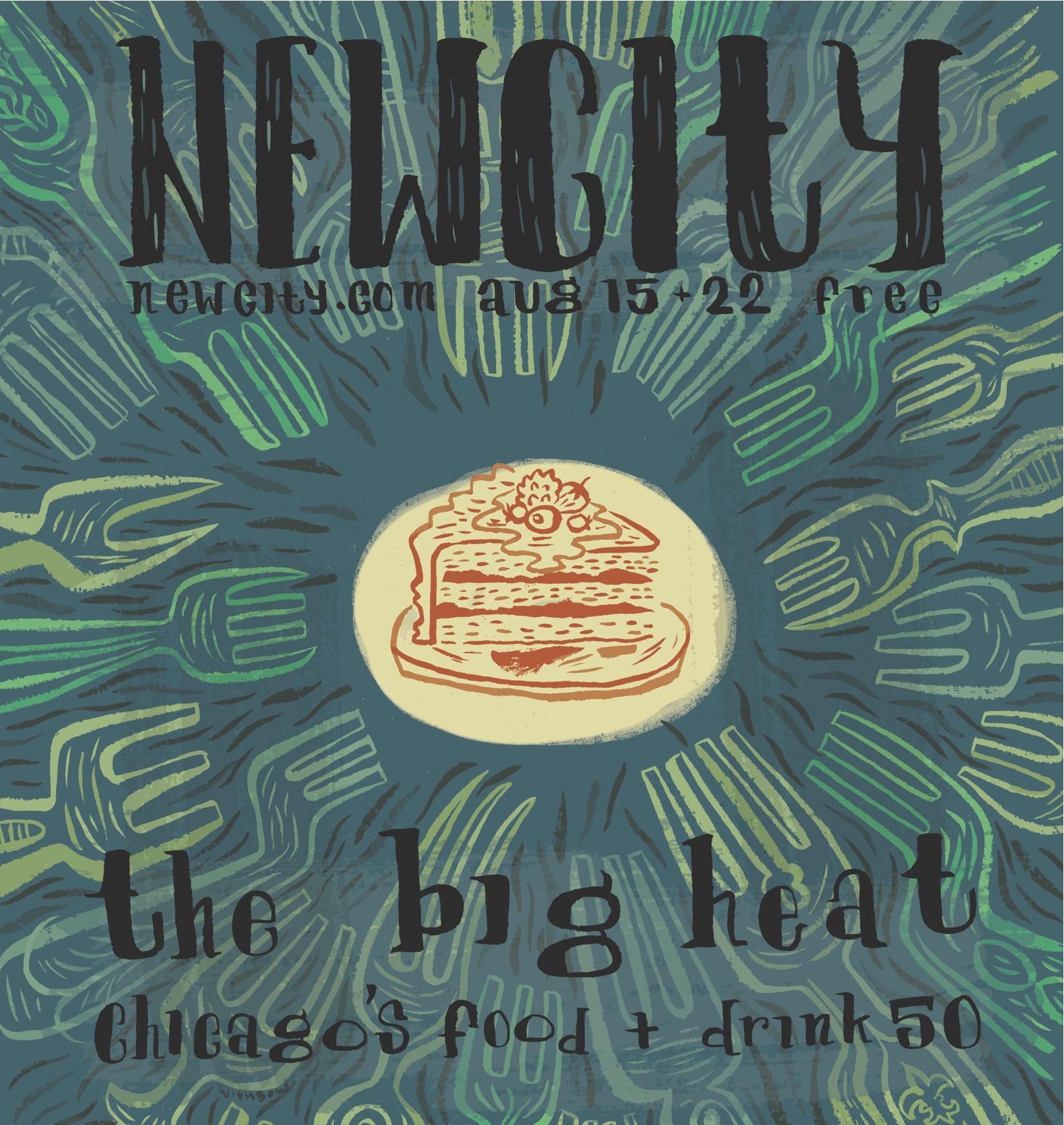 The Big Heat: Chicago's Food & Drink 50