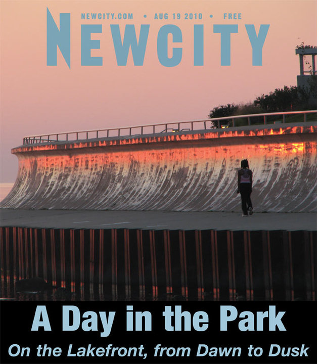 A Day in the Park: On the Lakefront, Dawn to Dusk