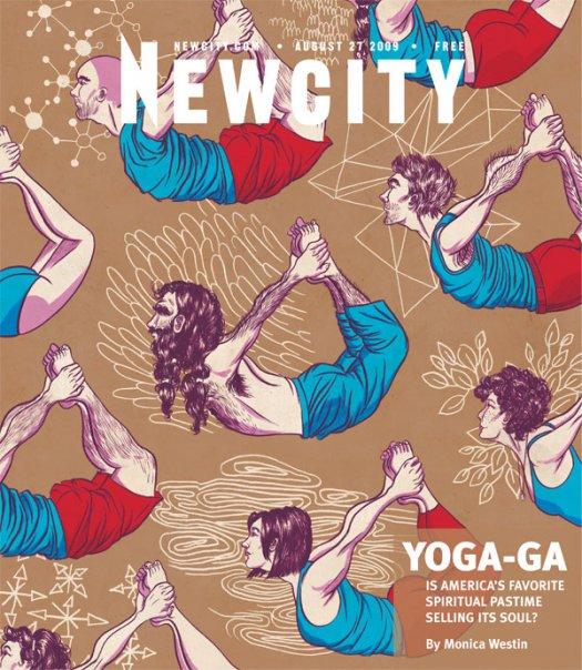 Is Yoga selling its soul?