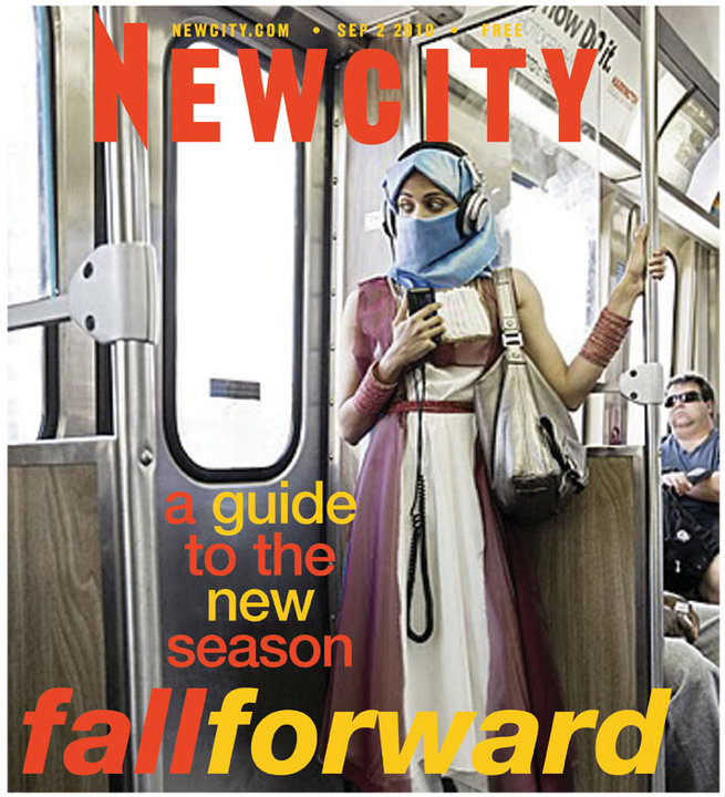 Fall Forward: Guide to the New Season