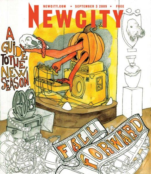 Fall Forward: arts preview