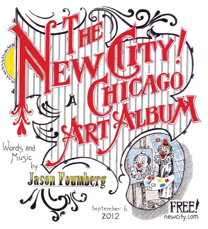 The Big Art Issue: The Chicago Art Album