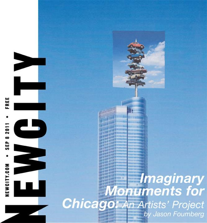 The Big Art Issue: Imaginary Monuments for Chicago